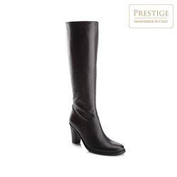 Frauen Schuhe, schwarz, 77-D-517-1-41, Bild 1