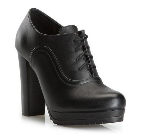 Frauen Schuhe, schwarz, 79-D-206-1-40, Bild 1