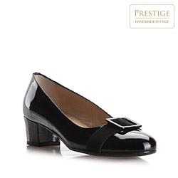 Frauen Schuhe, schwarz, 79-D-409-1-37, Bild 1