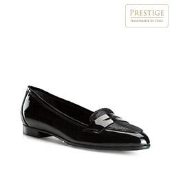 Frauen Schuhe, schwarz, 81-D-114-1-39, Bild 1