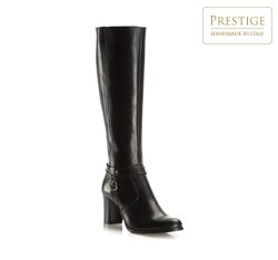 Frauen Schuhe, schwarz, 81-D-300-1-35, Bild 1
