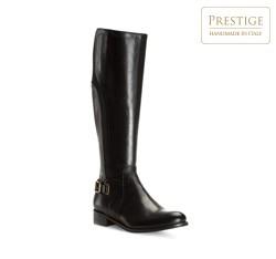 Frauen Schuhe, schwarz, 81-D-304-1-38, Bild 1
