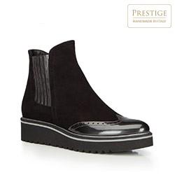 Frauen Schuhe, schwarz, 87-D-106-1-38, Bild 1