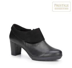 Frauen Schuhe, schwarz, 87-D-306-1-38, Bild 1