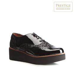 Frauen Schuhe, schwarz, 87-D-450-1-40, Bild 1