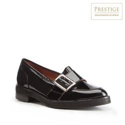 Frauen Schuhe, schwarz, 87-D-451-1-38, Bild 1