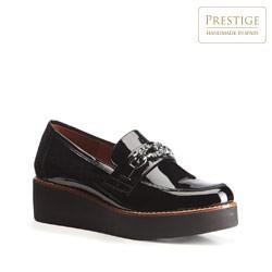 Frauen Schuhe, schwarz, 87-D-455-1-41, Bild 1