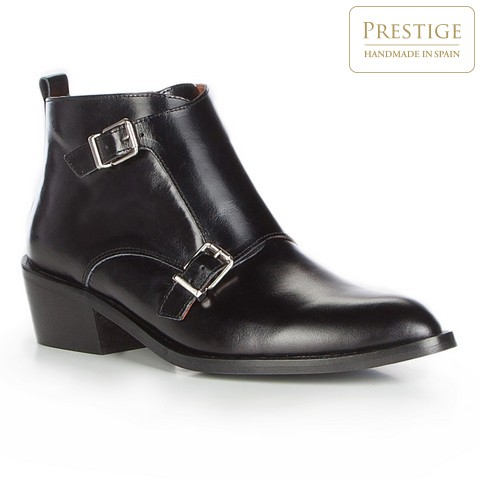 Frauen Schuhe, schwarz, 87-D-457-5-35, Bild 1