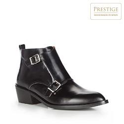 Frauen Schuhe, schwarz, 87-D-457-1-37, Bild 1