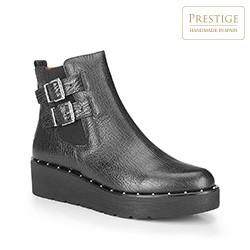Frauen Schuhe, schwarz, 87-D-461-1-39, Bild 1