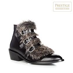 Frauen Schuhe, schwarz, 87-D-463-1-38, Bild 1