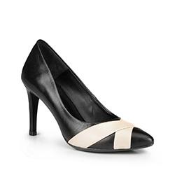Frauen Schuhe, schwarz, 87-D-703-1-39, Bild 1