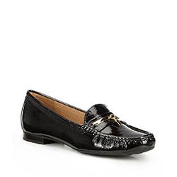 Frauen Schuhe, schwarz, 87-D-710-1-39, Bild 1