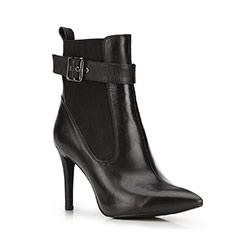 Frauen Schuhe, schwarz, 87-D-908-1-39, Bild 1