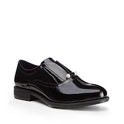 Frauen Schuhe, schwarz, 87-D-916-1-38, Bild 1