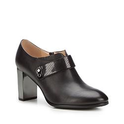Frauen Schuhe, schwarz, 87-D-955-1-38, Bild 1