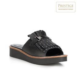 Frauen Schuhe, schwarz, 88-D-452-1-38, Bild 1