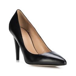 Frauen Schuhe, schwarz, 88-D-600-1-38, Bild 1