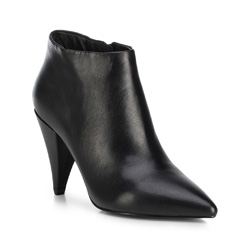 Damenschuhe, schwarz, 89-D-908-1-38, Bild 1