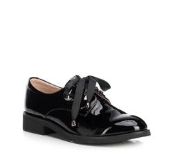 Damenschuhe, schwarz, 89-D-950-1-38, Bild 1