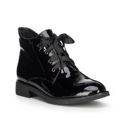 Damenschuhe, schwarz, 89-D-951-1-36, Bild 1