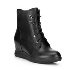 Damenschuhe, schwarz, 89-D-959-1-35, Bild 1