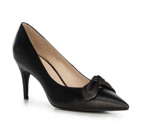 Damenschuhe, schwarz, 90-D-901-1-41, Bild 1