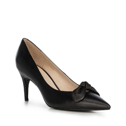 Damenschuhe, schwarz, 90-D-901-1-38, Bild 1