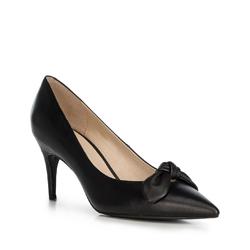 Damenschuhe, schwarz, 90-D-901-1-39, Bild 1
