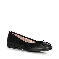 Damenschuhe, schwarz, 90-D-967-1-39, Bild 1