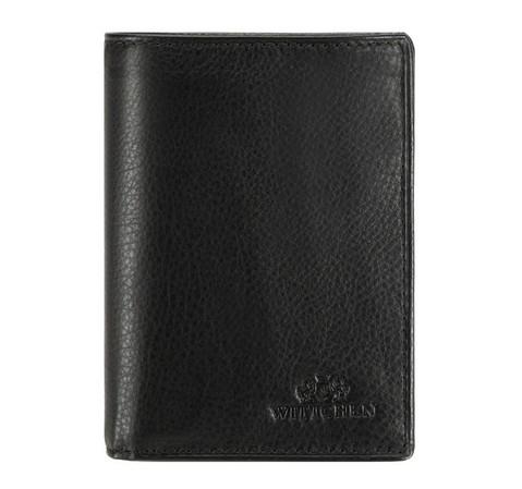 Geldbörse, schwarz, 02-1-023-1, Bild 1