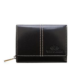 Geldbörse, schwarz, 14-1-121-1, Bild 1