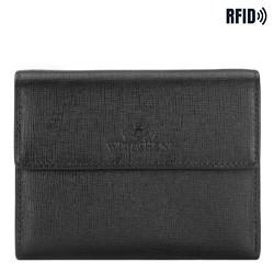 Geldbörse, schwarz, 14-1S-044-1, Bild 1