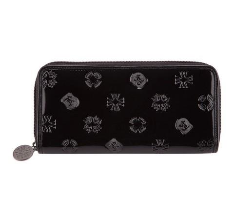 Geldbörse, schwarz, 34-1-393-1L, Bild 1