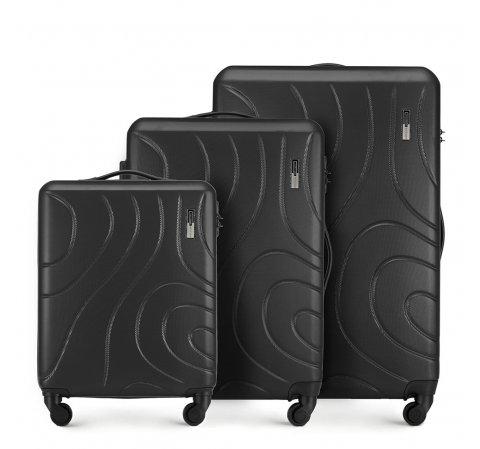 Gepäckset, schwarz, 56-3A-57S-10, Bild 1