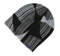 Herren Mütze, schwarz-grau, 83-HF-017-1, Bild 1