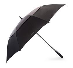 Regenschirm, schwarz-grau, PA-7-150-1S, Bild 1