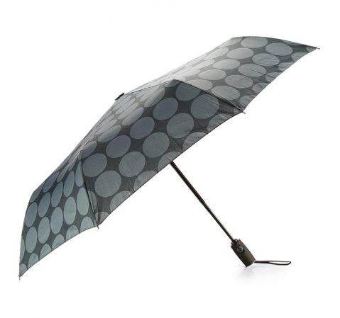 Regenschirm, schwarz-grau, PA-7-154-X6, Bild 1