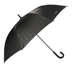 Regenschirm, schwarz-grau, PA-7-160-1S, Bild 1