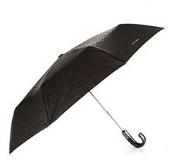 Regenschirm, schwarz-grau, PA-7-161-1S, Bild 1