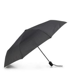 Regenschirm, schwarz-grau, PA-7-162-X10, Bild 1
