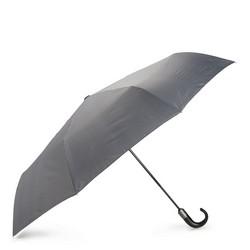 Regenschirm, schwarz-grau, PA-7-166-X2, Bild 1