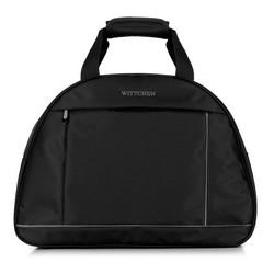 Reisetasche, schwarz-grau, 56-3S-465-12, Bild 1