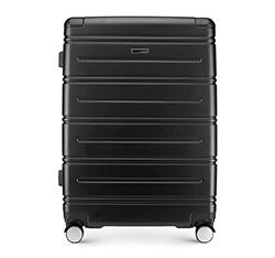 Großer Koffer, schwarz, 56-3A-443-10, Bild 1