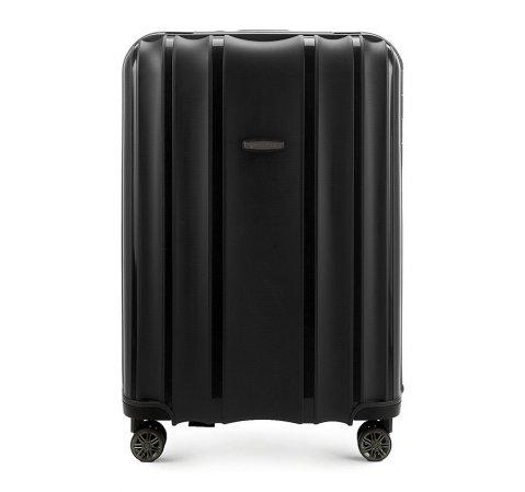 Großer Koffer, schwarz, 56-3T-733-10, Bild 1