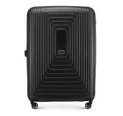 Großer Koffer, schwarz, 56-3T-783-10, Bild 1