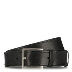Gürtel, schwarz, 89-8M-301-1-90, Bild 1