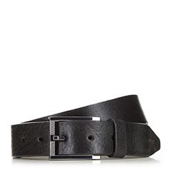 Herrengürtel, schwarz, 90-8M-301-1-12, Bild 1