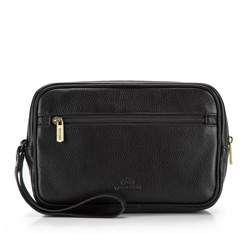Handgelenk-Tasche, schwarz, 16-3-004-1, Bild 1