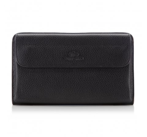 Handgelenk-Tasche, schwarz, 17-3-376-1, Bild 1